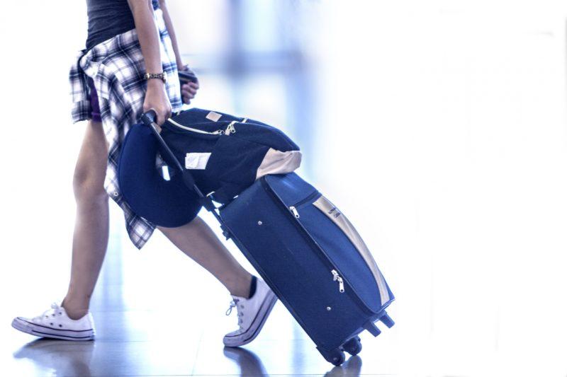 暮らすように旅をする旅出