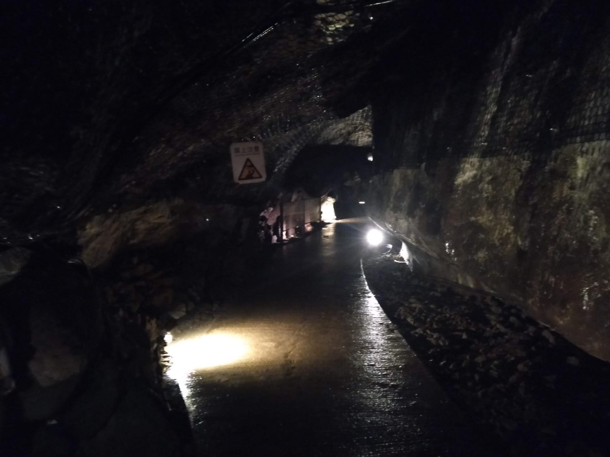 岩屋の洞窟