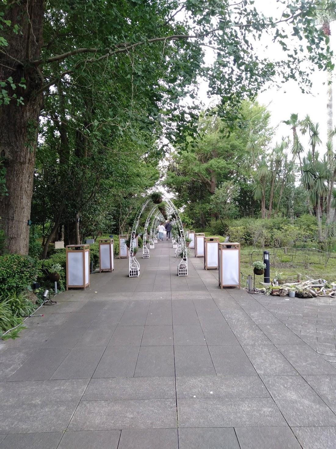 サムエル・コッキング苑