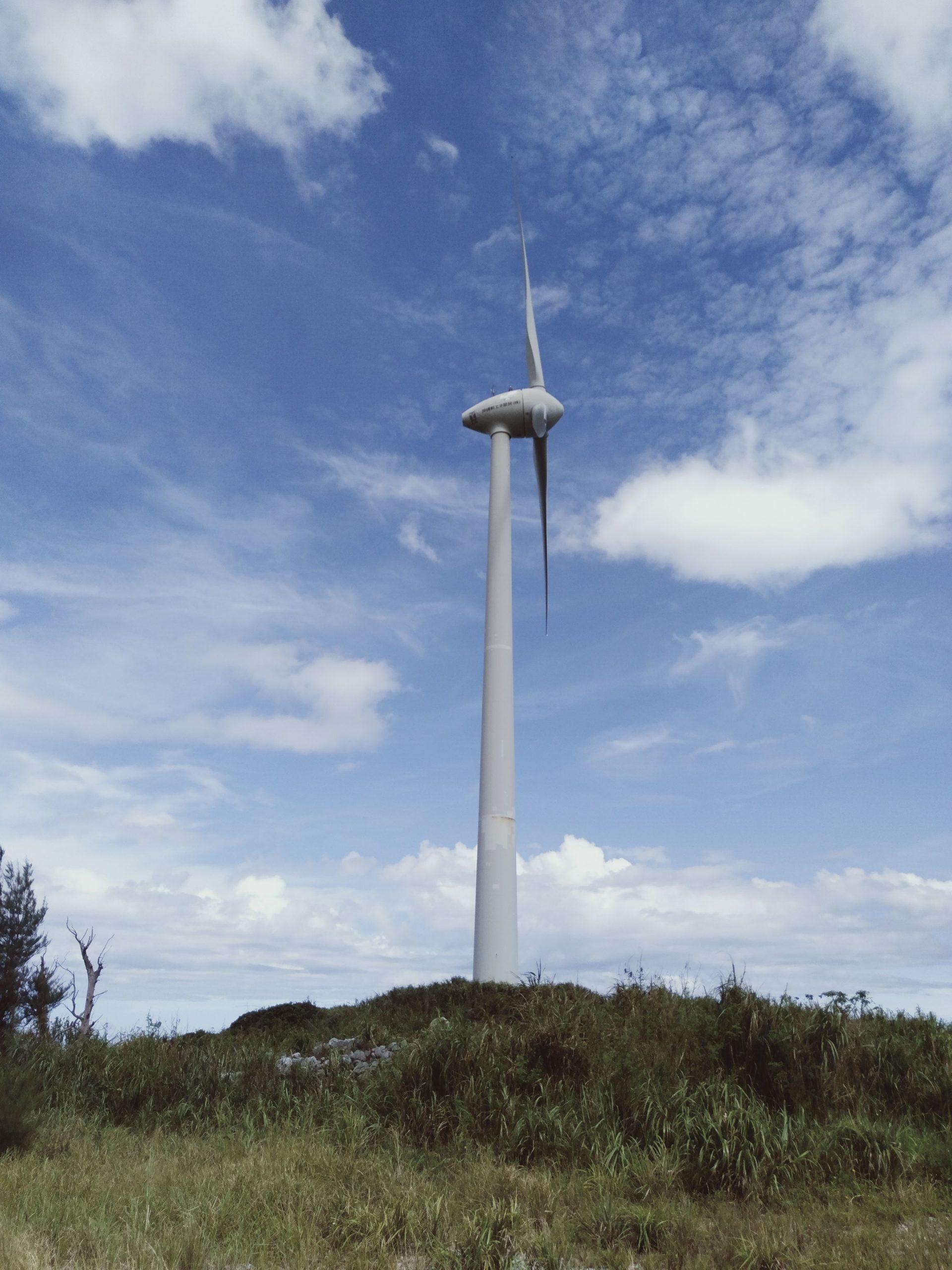 okinawa12-Wind-power generation