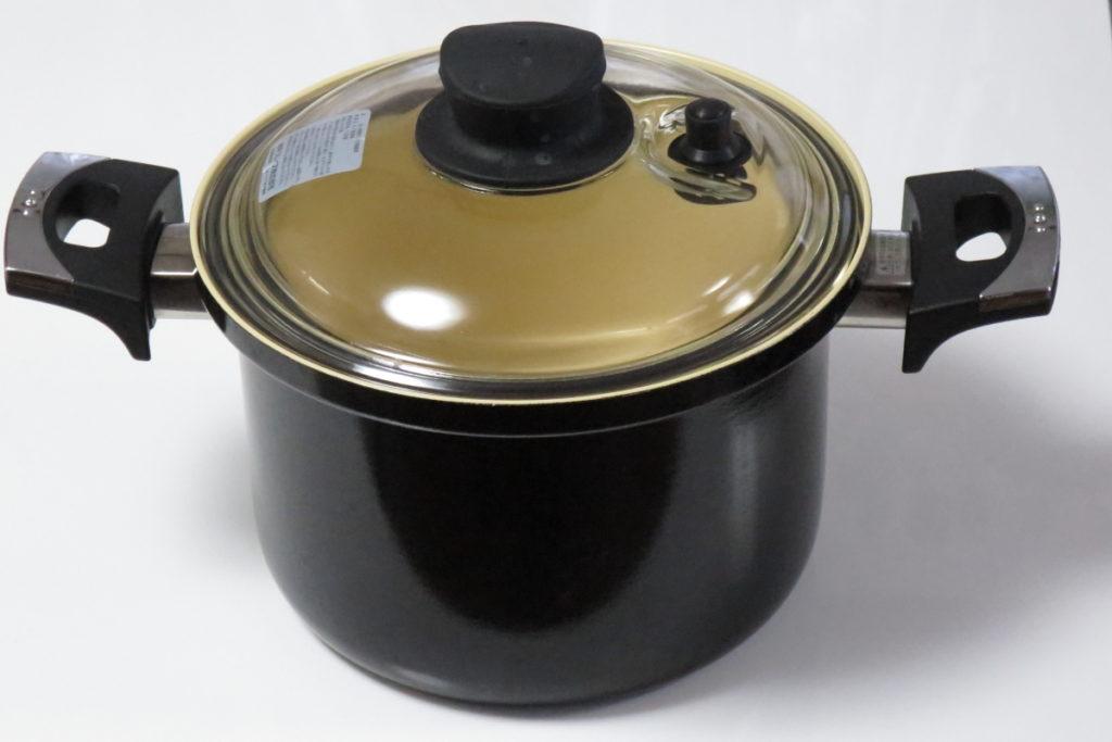 減圧鍋 全体