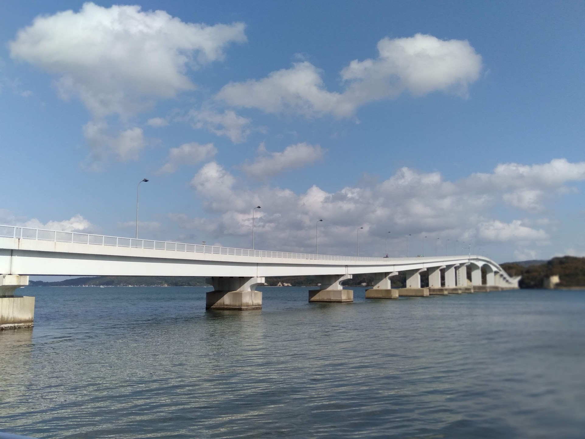 Notojima Bridge