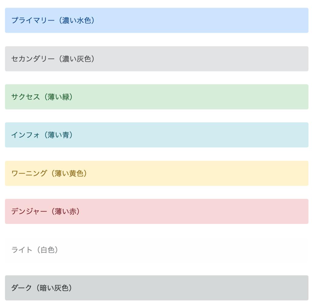 WordPressテーマCocoon拡張スタイルボックス(案内)表示例