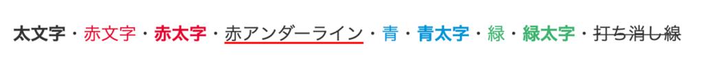 WordPressテーマCocoon拡張スタイルインライン表示例